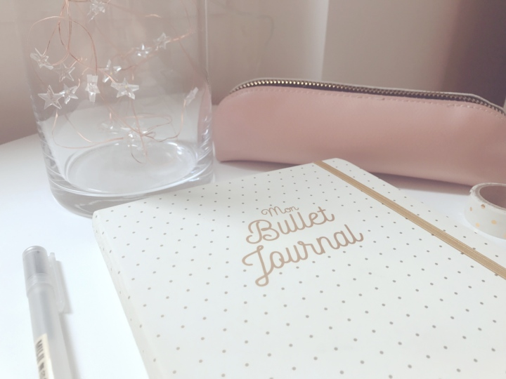 Bullet Journal, on s'y met ?